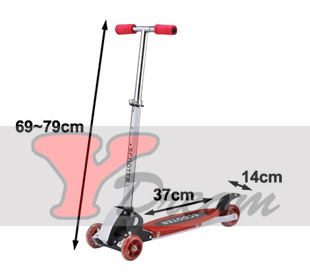 Hot Products 4 Wheels Scooter Ydreamsports Manufacturer
